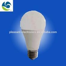 led crown silver light bulb bayonet led bulb10w led work light warm white filament led light