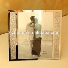 Bling photo frame glass mirror