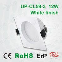 Australian best-selling 13w 90-100mm cutout 3 inch square led downlight retrofit 5 years warranty