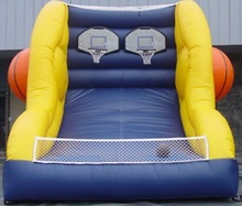 Inflatable Sports Game- Basketball Double Shot, Sports Inflatables type