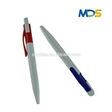 Plastic ball pen,promotinal ballpoint pen, gift promotion pen