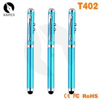 Shibell wood pencil light up ballpoint pen vacuum pick up pen