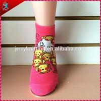 top quality nice red animal sex girls socks