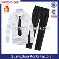 Formal design uniform with school-uniform sample