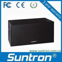 SUNTRON Professional Speakers Subwoofer 1000W L-10/10B