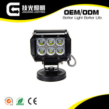 4inch 18w 6x3w cree car led light bar 4x4 SUV ATV 4WD Truck offroad