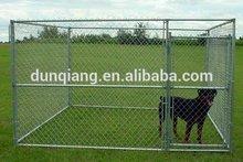 Hot dipped galvanized 1.8x1.2m Dog Kennel / Dog panels/ Dog Fences