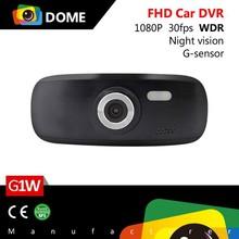 Factory Cheapest Dash Cam G1W NTK96650 H.264, 1080P FHD, G-Sensor