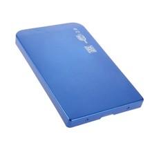New USB 2.0 480Mbps Enclosure Case Box for Laptop 2.5 Sata Hard Drive