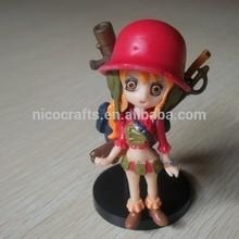 DIY Cartoon Design PVC Action Figure, Vinyl Toy