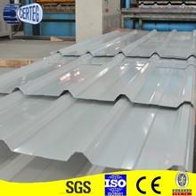 Building exterior aluminium corrugated metal roofing sheet