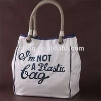 China Wholesale Eco personalised Organic Cotton Bag