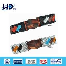Fashion handmade beaded belts