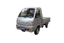 Small truck with electric power