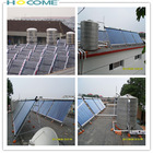 2014 high quality vacuum tube U shaped pipe solar collector