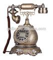 vendita calda di lusso antico telefono fisso per la decorazione domestica con prezzo promozionale