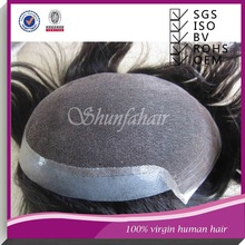 virgin human india hair wig price,Real human hair toupee for men,Indian remy human hair toupee wig for men