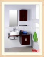 2015 Perfect design soild wood bathroom vanity 1002