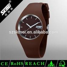 High Grade Customized Logo colored nurse watch digital Plastic watches 2012
