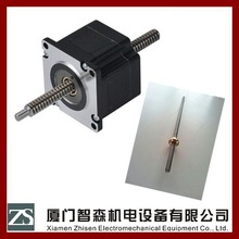 stainless steel stepper motor lead screw Tr8X2 pitch 2mm