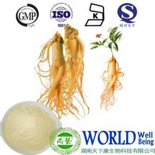 ginseng root extract Ginsenoside , ginseng extract Saponins. 80% UV Ginsenoside powder
