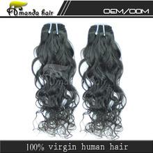 Hot sale grade 6a unprocessed kbl peruvian hair