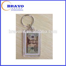 promotation acrylic keychain ,acrylic plastic keychains ,photo frame blank keyring