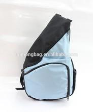 Custom single shoulder sport backpack for students