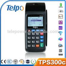 TPS300 Mobile Pos Machine, Handheld POS Terminal for Food Order