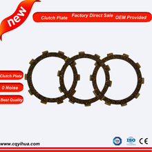 Hot Sale Good Quality Motorcycle Clutch Friction Plate Manufactuers for cc 70 90 100 110 125 150 250