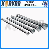 Long coil spring tube