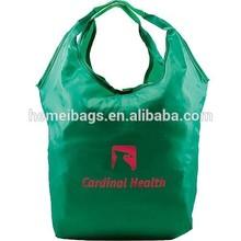 70D Nylon Roll-Up Tote Bag