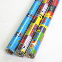 hot cartoon printing wrapping paper for baby