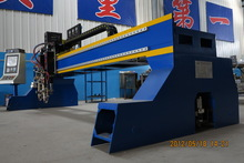 cnc plasma cutting machine for heavy industry