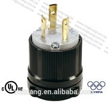 NEMA L6-30P 30A 250V Power Plug