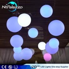 Fashion Brand Mr idea Glow Lights Led Floating Ball