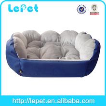 low price low MOQ a2013 unique design crylic pet dog bed