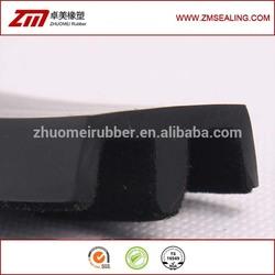 side window seal, auto glass channel rubber