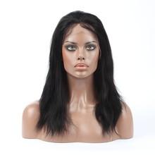 fashionale best price wholesale high quality half hand tied half machine made wigs