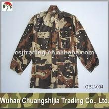 Militaire armée police uniforme de camouflage