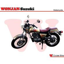 Cruiser bike (250cc) Wonjan-Suzuki engine, Motorcycle, , Motorbike, Autocycle,Gas or Diesel Motorcycle (GN250-C CHAMPAGNE)