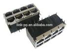J0B-0368NL (2x4, PoE) 1GBase-T RJ45 connector (Hot offer original)