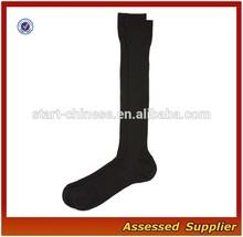 Men Classic Fine Wool Blend Over Calf Socks/ Knee High Compression Socks /Men Socks---AMY11129