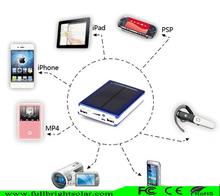 Universal Solar Charger Power bank iphones iPod iPhone iPad