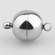 Fahsion Stainless Steel Magnetic Clasp for Jewelry Making