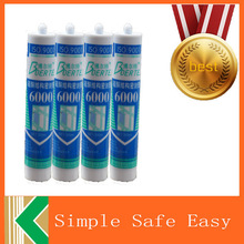 silicone thermal conductive adhesive cartridge neutral silicon sealant