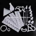 herramientas de pastel de betty crocker 100 piezas de decoración de pasteles kit