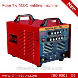 FUNCTIONAL PULSE TIG COOLING FAN WELDING MACHINE