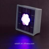 Low voltage solar led underwater lighting