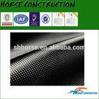 1k 100m balck plain carbon fiber sequence cloth with anti-acid alkali